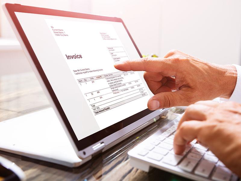 invoicing - Home - Español